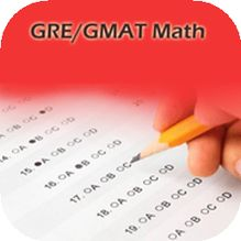 GRE/GMAT数学测试 GRE/GMAT Maths Test PRO
